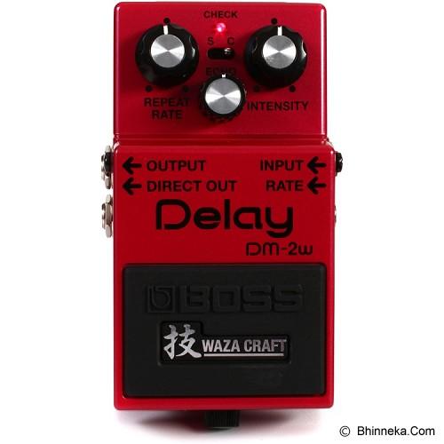 BOSS Guitar Effect Delay [DM-2W] - Gitar Stompbox Effect